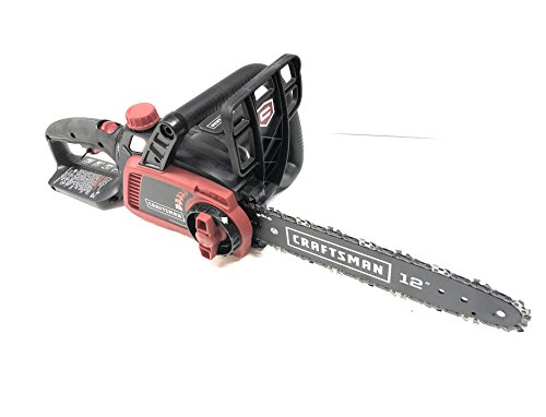 Craftsman-98023-40V-12-Lithium-Ion-Cordless-Chainsaw-Tool-Only-No-Battery-or-Charger-Included-0
