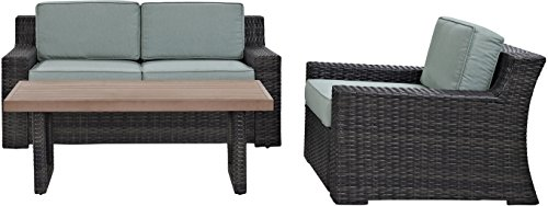 Crosley-Furniture-KO70101BR-Beaufort-3-Piece-Outdoor-Wicker-Seating-Set-with-Mist-Cushions-Brown-0-0