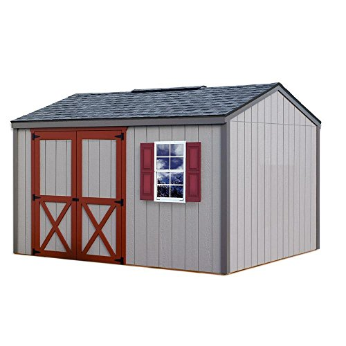 Cypress-12-ft-x-10-ft-Wood-Storage-Shed-Kit-0