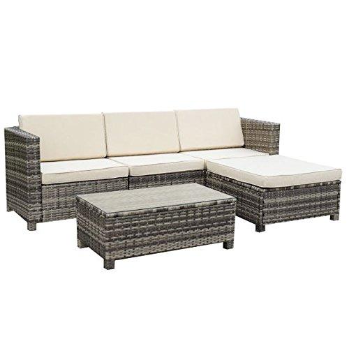 Cypress-Shop-Outdoor-Cushioned-Galvanized-Patio-Rattan-Sofa-Furniture-Seat-5-PCS-Gray-Set-0
