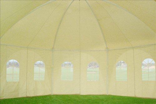 DELTA-Canopies-20×20-Octagonal-Wedding-Gazebo-Party-Tent-Canopy-Shade-0-2