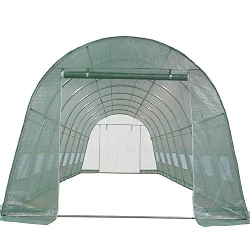DELTA-Canopies-Greenhouse-26×12-Large-Heavy-Duty-Green-House-Hothouse-Walk-in-170-Pounds-By-0