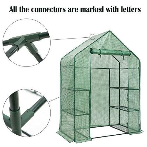 DOEWORKS-Walk-in-Plants-Greenhouse-Stands-Garden-Green-House-0-2