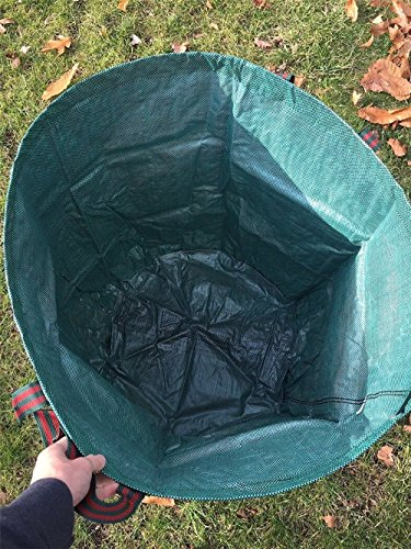 DYHQQ-5-Pack-272L-Garden-Bag-Reuseable-Heavy-Duty-Gardening-Bags-Lawn-Pool-Garden-Leaf-Waste-Bag-0-1