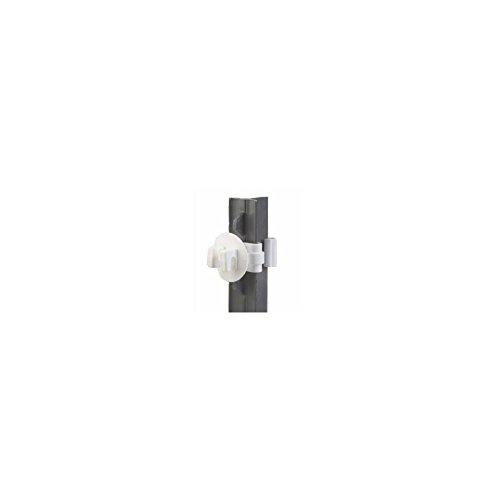 Dare-Products-SNUG-STP-25W-25PC-Snug-T-Post-Insulator-Quantity-20-0-0