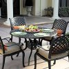 Darlee-Nassau-Cast-Aluminum-5-Piece-Dining-Set-with-Seat-Cushions-and-48-Inch-Round-Dining-Table-Antique-Bronze-Finish-0