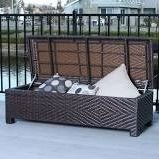 Deck-BoxStorage-Ottoman-Bench-Wicker-51-in-30-GalBrown-0-0