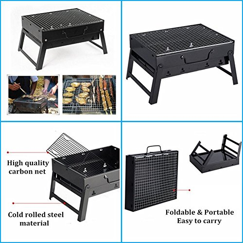 Deerbird-Charcoal-Folding-Portable-Lightweight-BBQ-Tools-with-15-Vent-for-Outdoor-Cooking-Camping-Hiking-Picnics-Backpacking-Large-0-2