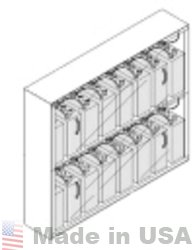 Direct-Power-and-Water-INSULATED-4-BATTERY-ENCLOSURE-GRP30-INS-OPEN-BOX-0