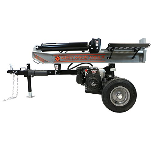 Dirty-Hand-Tools-107040-HorizontalVertical-Log-Splitter-30-Ton-with-Honda-Engine-0-0