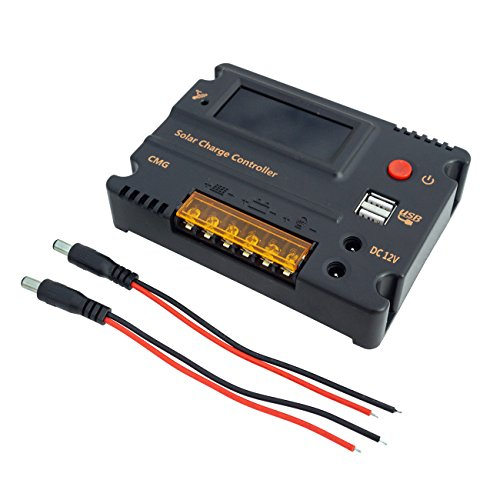 ECO-LLC-300W-Solar-System-2pcs-150W-Solar-Panel-w-20A-Charge-Controller-Home-RV-0-0