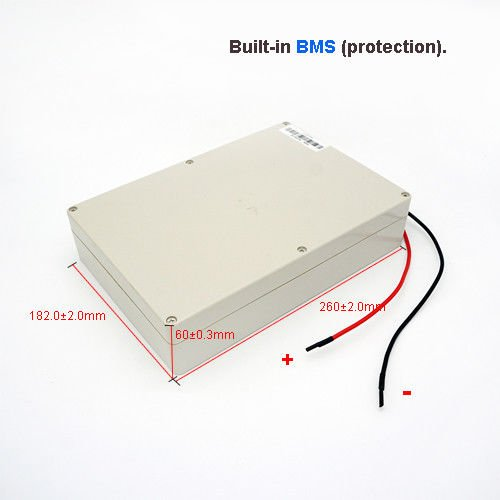 ECO-WORTHY-12V-20A-Lithium-Iron-Phosphate-Solar-Power-Generator-Replacement-Battery-Pack-0-0