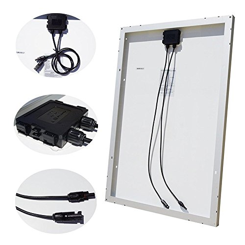 ECO-WORTHY-300W-Complete-Solar-Kit-12v-Battery-Charger-3pcs-100W-Panels-Solar-Cable-60A-PWM-Charge-Controller-MC4-Branch-Connectors-Z-Bracket-Mounts100Ah-12V-Sealed-Lead-Acid-Battery-0-1
