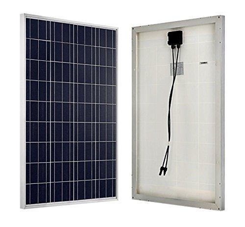 ECO-WORTHY-400-Watt-24V-Solar-Panels-Kits-4pcs-100W-Solar-Panel-60A-PWM-Charge-Controller-Solar-Cable-Z-Mounting-Brackets-Y-Branch-MC4-Connectors100Ah-12V-Sealed-Lead-Acid-Battery-0-1