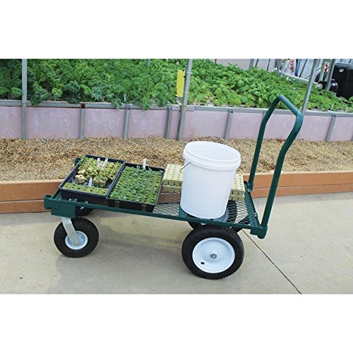 EZ-Haul-4-Wheel-Garden-Cart-0-1