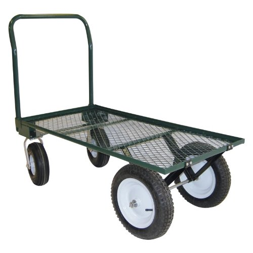 EZ-Haul-4-Wheel-Garden-Cart-0
