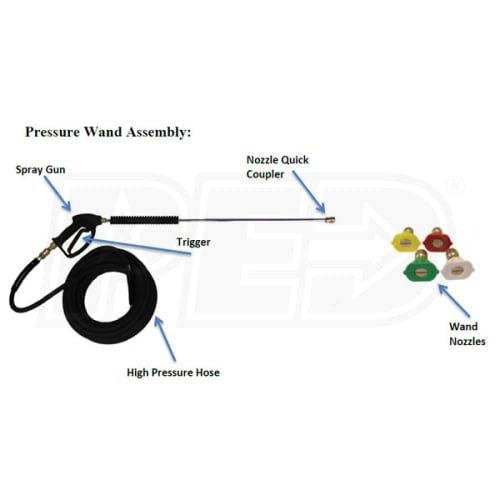 Easy-Kleen-Industrial-5000-PSI-Diesel-Cold-Water-Belt-Drive-Cart-Mounted-Pressure-Washer-0-1
