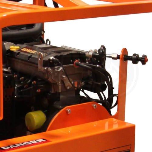 Easy-Kleen-Industrial-5000-PSI-Diesel-Cold-Water-Belt-Drive-Cart-Mounted-Pressure-Washer-0-2