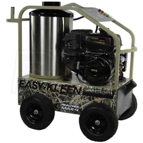 Easy-Kleen-Professional-4000-PSI-Gas-Hot-Water-Realtree-Camo-Pressure-Washer-w-Electric-Start-0