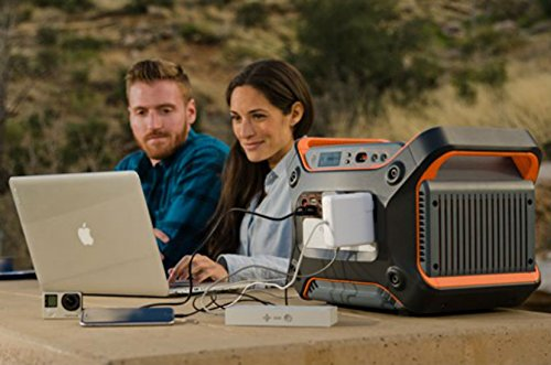 EnerPlex-1200-Solar-Battery-Generator-Kit-with-120W-Mono-crystalline-Solar-Collector-1000W-Pure-Sine-Wave-Inverter-Anderson-M4-Connector-0-0