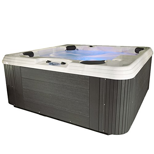 Essential-Hot-Tubs-Polara-50-Jets-Sterling-SilverEspresso-0