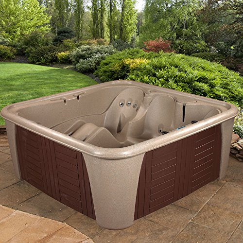 Essential-Hot-Tubs-SS1540240300-Rainier-24-Jet-Hot-Tub-CobblestoneEspresso-0-0