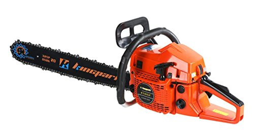 Evokem-58cc-34HP-Petrol-Chain-Saw-20-inch-Saw-Blade-for-Cutting-Wood-with-Bar-Cover-Tool-Kit-Fuel-Mixing-Bottle-Manual-US-STOCK-0