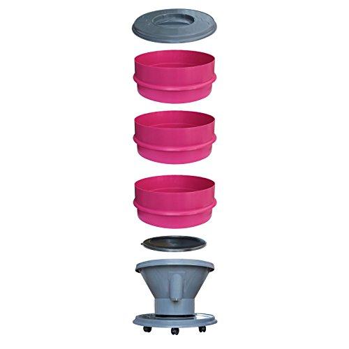 Exaco-8-gal-Eco-Kitchen-Worm-Compost-Bin-on-Wheels-0-0