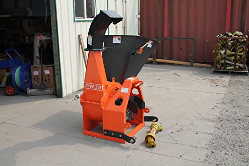 Farmer-Helper-6-Gravity-Feed-Drum-Wood-Chipper-3-point-Requires-a-tractor-Not-a-standalone-unit-0-0
