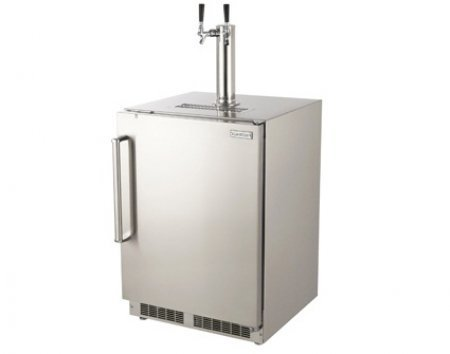 Fire-Magic-New-Outdoor-Rated-Right-Swing-Kegerator-with-Handle-0