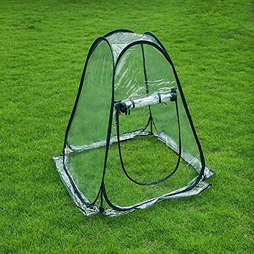 Fitlyiee-Pop-Up-Greenhouse-Transparent-Cover-Flower-Shelter-Indoor-Outdoor-Planthouse-Multiple-Sizes-0-0
