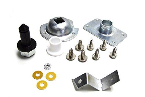 Fits-GE-Hotpoint-WE25M40-Drum-Bearing-Kit-WE25X205-WE3X65-WE1X463-0