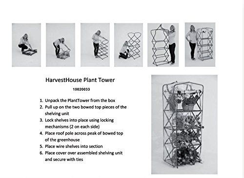 Folding-Mini-Greenhouse-4-Tier-GHX401-0-0