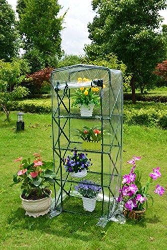 Folding-Mini-Greenhouse-4-Tier-GHX401-0-1