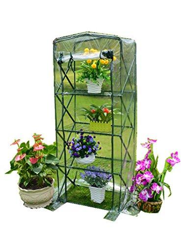 Folding-Mini-Greenhouse-4-Tier-GHX401-0