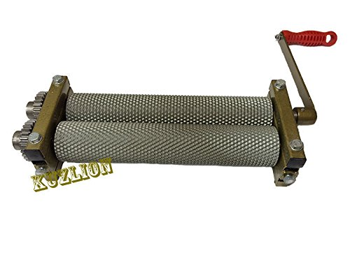 Foundation-machine-mill-finish-Beeswax-rollers-for-the-production-of-honeycombs-0-0