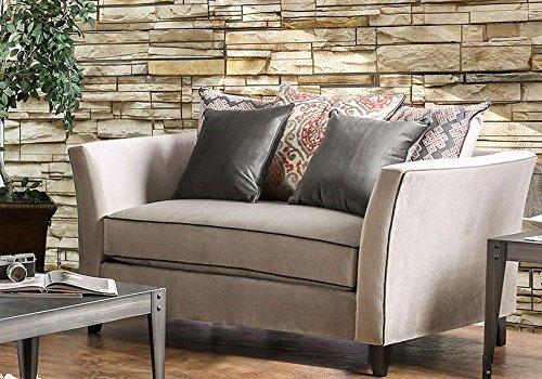 Furniture-of-America-Chantal-Light-Gray-Loveseat-0