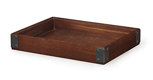 GET-Enterprises-WB-1292WD-W-Walnut-12-x-9-Stackable-Wood-Display-Box-Wood-0