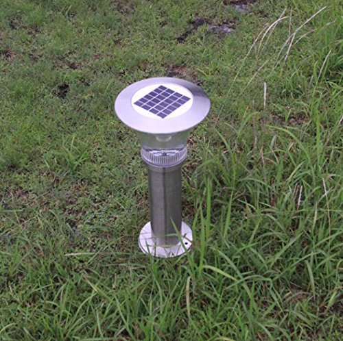 GJX-Solar-Lawn-Lights-IP65-Waterproof-LandscapePathway-Lamp-Stainless-Steel-LED-Outdoor-Solar-Lights-For-Patio-Lawn-Yard-Walkway-Easy-Install-No-Wires-0-2