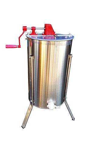 GOODLAND-BEE-SUPPLY-Hardin-Professional-2-Frame-Manual-Honey-Extractor-0-0
