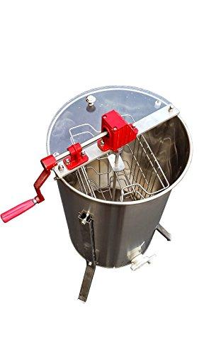 GOODLAND-BEE-SUPPLY-Hardin-Professional-2-Frame-Manual-Honey-Extractor-0