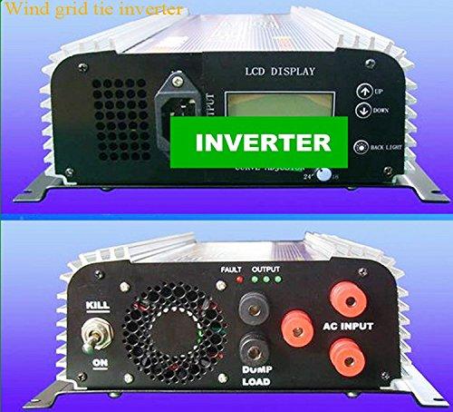 GOWE-500w-grid-tied-inverter-AC108V-30VAC-22V-60V-input-with-dump-load-resister-LCD-display-voltage-currentpower-0