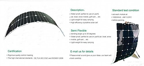 GOWE-flexible-solar-panel-200w-18VDC-monocrystalline-solar-cell-with-1M-connection-wire-charge-12V-battery-0-1