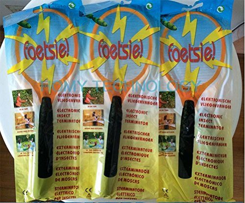 Garage-Sales-US-FOETSIE-Electric-Bug-Zapper-Fly-Swatter-Zap-Mosquito-Zapper-Best-for-Indoor-and-Outdoor-Pest-Control-0-0