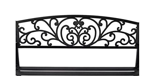 Garden-Bench-Black-Cast-Iron-Romantic-Nights-Detailed-Garden-Durable-Steel-Outdoor-Steel-Frame-cast-Iron-backrest-50-x-24-x-33-SKB-Family-0-1