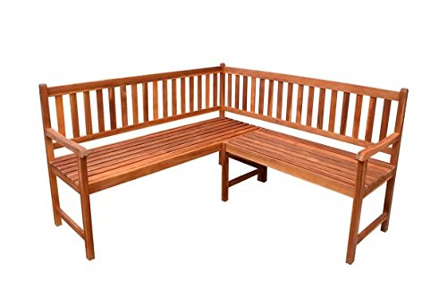 Garden-Corner-Bench-Acacia-Wood-Outdoor-Garden-Suitable-armrests-Acacia-Wood-with-a-Light-Oil-Finish-59-x-59-x-35-SKB-Family-0
