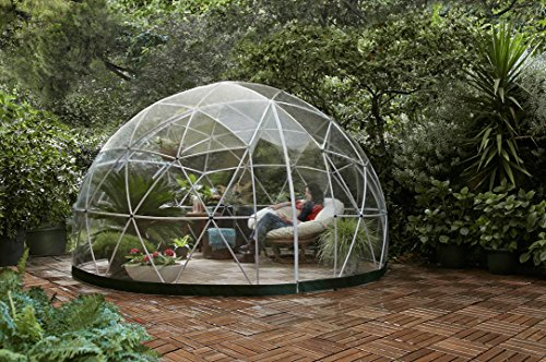 Garden-Dome-Igloo-12-Ft-Stylish-Conservatory-Play-Area-Greenhouse-or-Gazebo-0