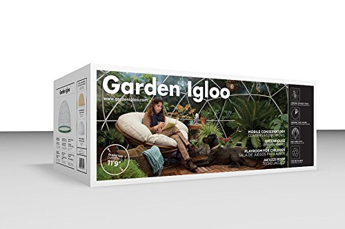 Garden-Igloo-Stylish-Conservatory-Play-Area-for-Children-Greenhouse-or-Gazebo-Certified-Refurbished-0-2
