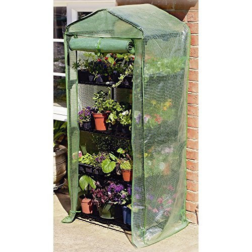Gardman-4-Tier-Mini-Growhouse-Greenhouse-0