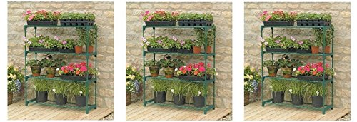 Gardman-R691-4-Tier-Greenhouse-Staging-35-Long-x-11-Wide-x-42-High-Discontinued-by-Manufacturer-3-Pack-0